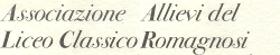 associazione allievi del liceo classico romagnosi