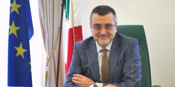 Saluto del Direttore Generale USR Versari