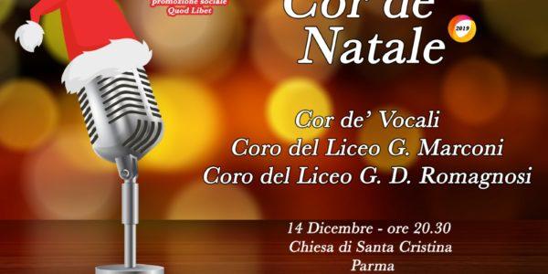 Cor de' Natali – Concerto di cori