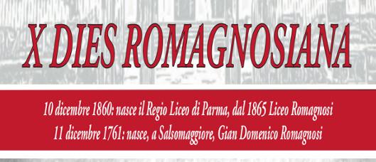 X Dies Romagnosiana