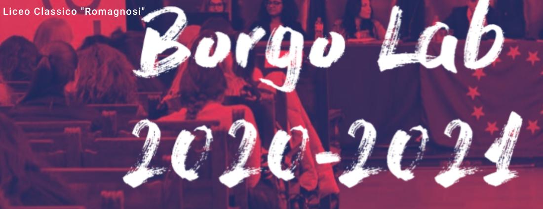 Logo BorgoLab 2020-21